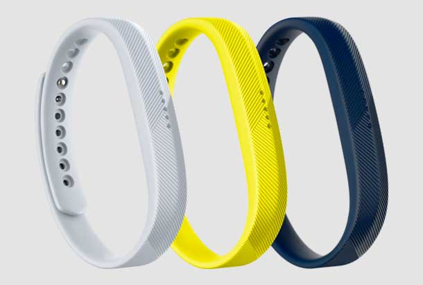 Fitbit Flex 2 kleuren