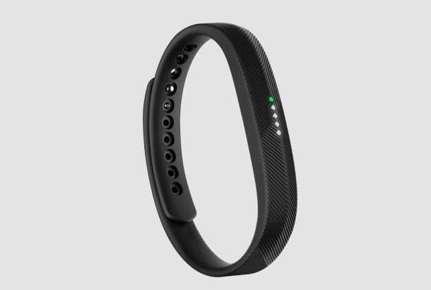 Fitbit Flex 2 met losse module