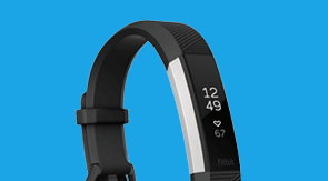 Fitbit Alta HR - 2017 - Activity Tracker