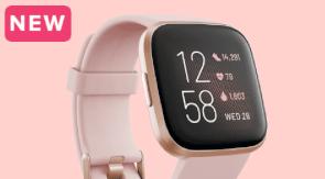 Fitbit Versa 2 - 2019 - Smartwatch