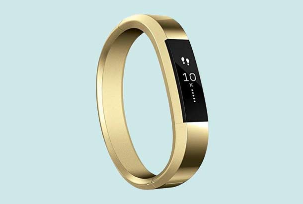 Fitbit Alta Gouden Armbandje