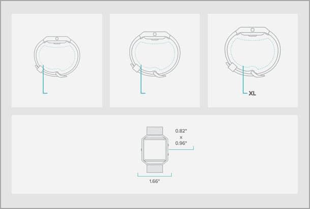 Fitbit Blaze handleiding Nederlands