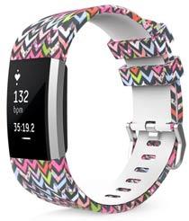 Fitbit Charge 2 armbandje bonte kleuren