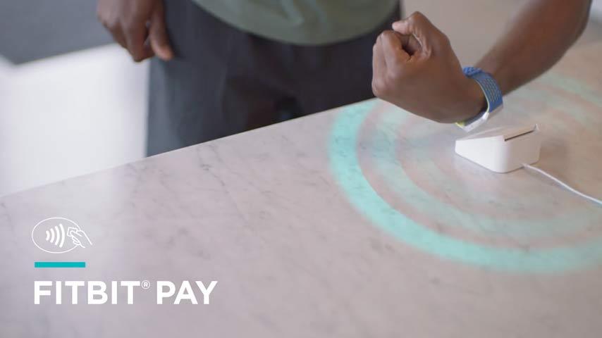 Fitbit Ionic Smartwatch maakt je leven makkelijk