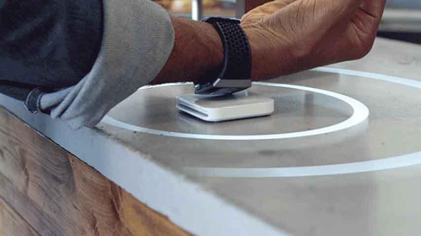 Betalen met je Fitbit Ionic Smartwatch