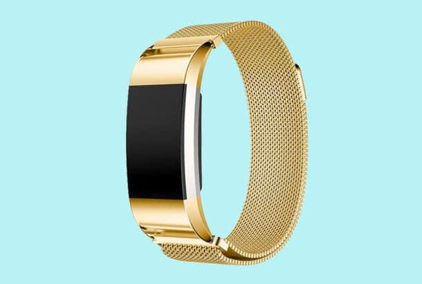 Fitbit Charge 2 Bandjes Kopen - Zilver