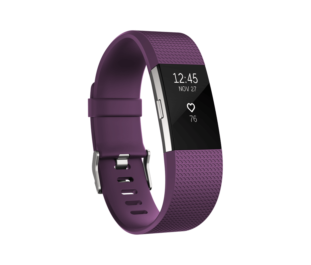 Fitbit Charge 2 Paars