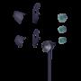Fitbit Flyer Sport Oordopjes Blauw 4