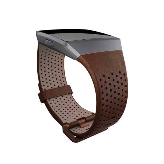 Fitbit Ionic Accessoires Fitbit Ionic Leren Bandjes