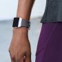 Fitbit Ionic Bandje Kleur Zilvergrijs 5