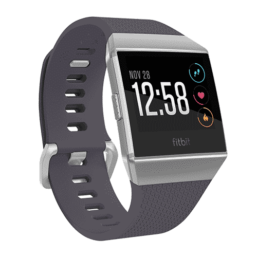 Fitbit Ionic - GPS Smartwatch - 2017 - Grijs