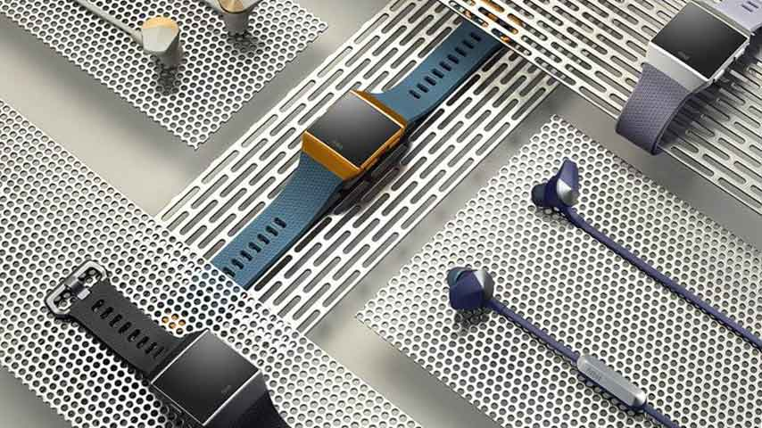 Fitbit Ionic Smartwatch Accessoires Flyer en Ionic