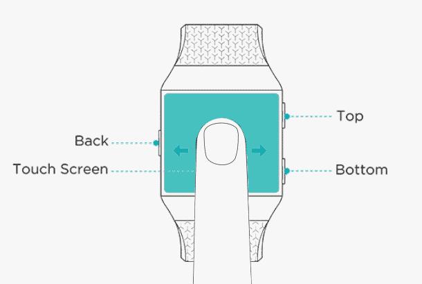 Fitbit Ionic Handleiding 2017 - Fitbit Ionic Smartwatch - Downloaden