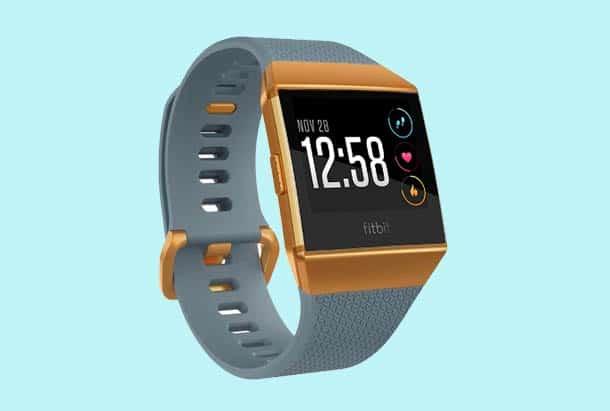Fitbit Ionic Smartwatch, buitengewoon sterk