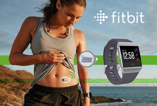 fitbit ionic gaat diabetici helpen om glucosegehaltes te monitoren