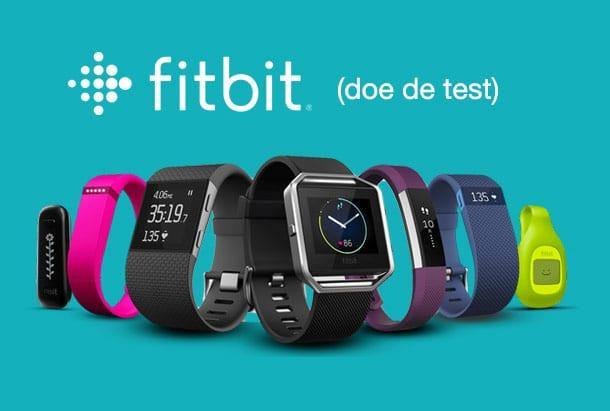 Welke Fitbit Past bij mij - Doe de Fitbit Kopen Test