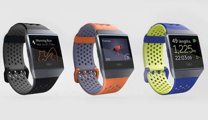 Fitbit Ionic Leren Bandjes Fitbit Ionic Accessoires