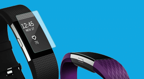 Fitbit Charge 2 Accessoires - Screenprotector
