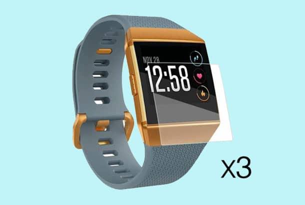 Fitbit Ionic Screen Protector Kopen