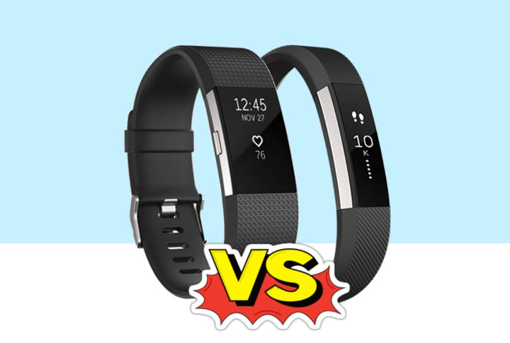 Fitbit Charge 2 (2017) V/S Fitbit Alta HR (2017)