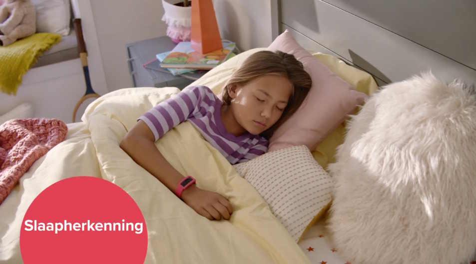 Fitbit Ace 2 voor kinderen - activity tracker - slaapherkenning