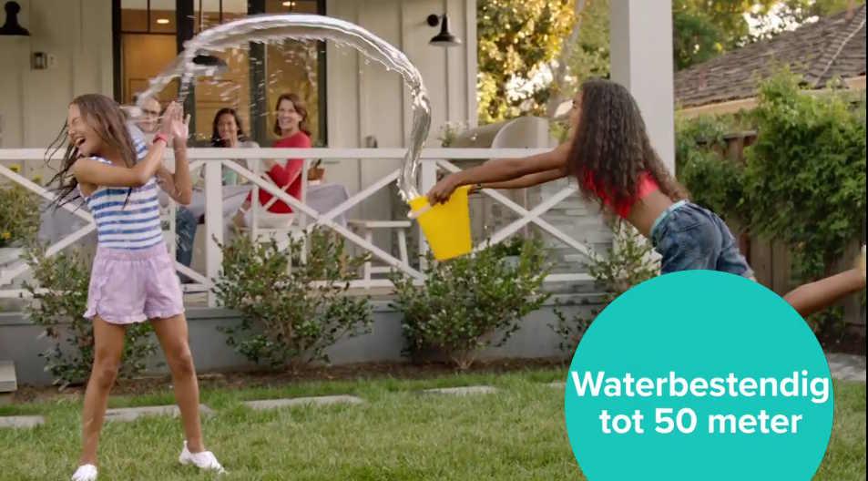 Fitbit Ace 2 voor kinderen - activity tracker - waterdicht tot 50 meter