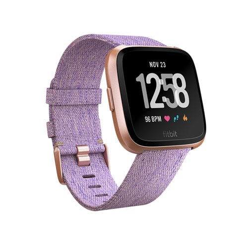 Fitbit Versa - Smartwatch - Special Edition Lavendel