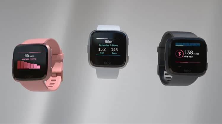 Fitbit Versa biedt een alternatief voor de Apple Watch