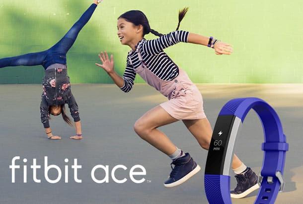 Fitbit Ace Stappenteller voor Kinderen