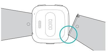fitbit versa bandjes - fitbit versa bandje vervangen 3