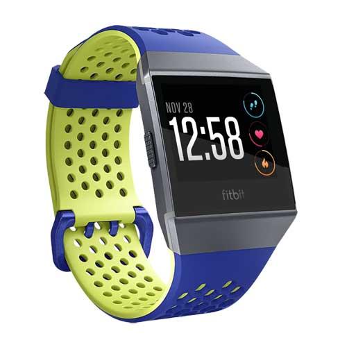 waterdicht fitbit - fitbit ionic smartwatch zwemmen