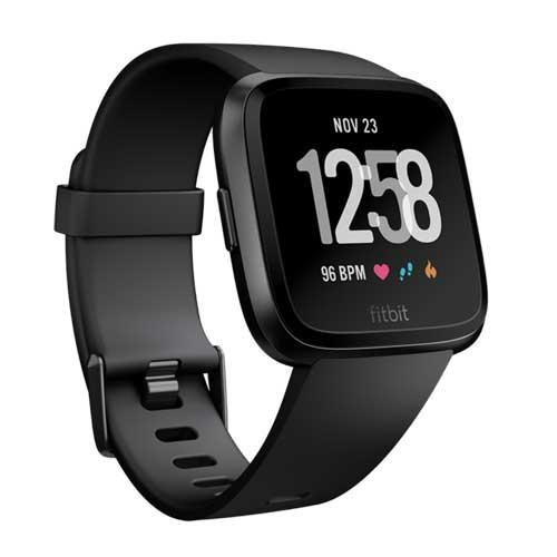 Fitbit Versa - 2018 - Smartwatch - Beste voor fietsen en hardlopen