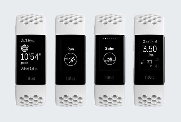 Dit is de nieuwe (2018) Fitbit Charge 3