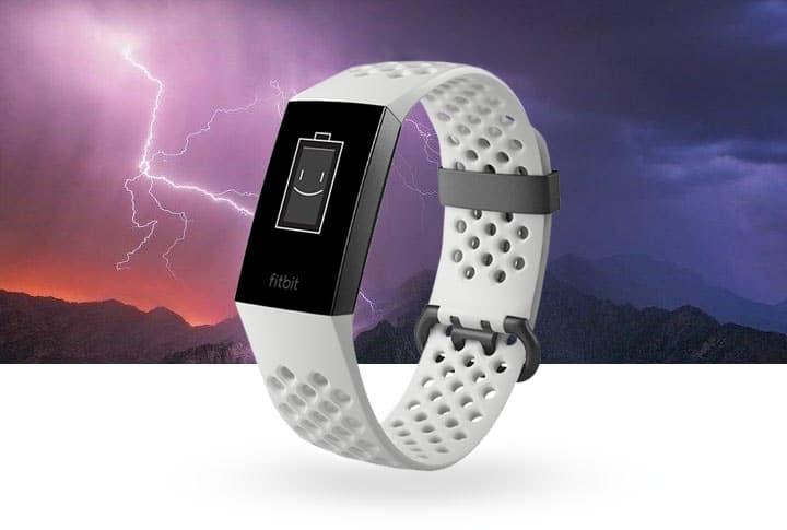 Hoe vaak moet ik mijn Fitbit Charge 3 opladen??