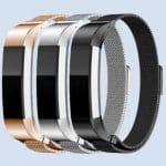 Milanees Horloge Band voor Fitbit Alta en Alta HR