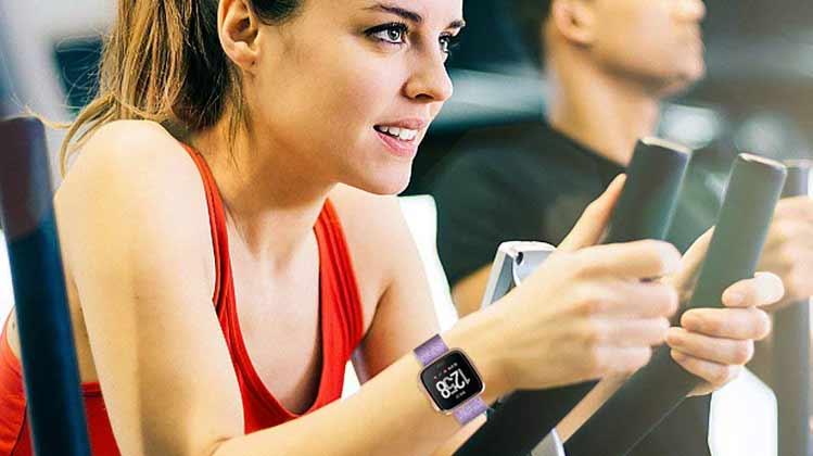 FitBit Versa Lavender Band Kopen? - Special Edition Lavender Bandje