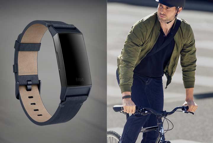 Fitbit Charge 3 Leren bandjes - Horween leren bandjes