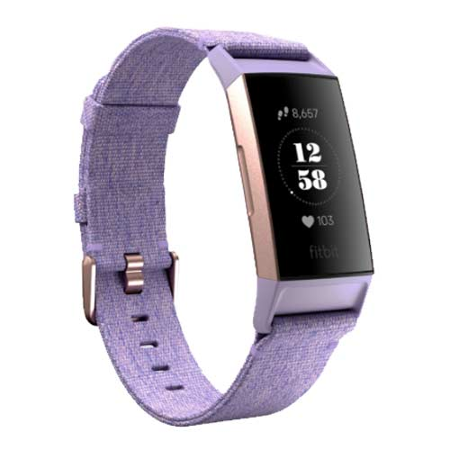 Fitbit Charge 3 Activity Tracker - Special Edition - 2018 - Lavender