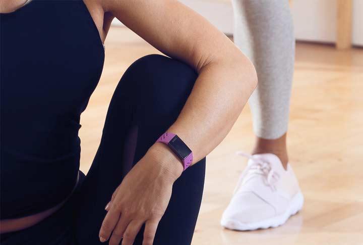 Fitbit Charge 3 Activity tracker bandjes vervangen of kopen? - Paars