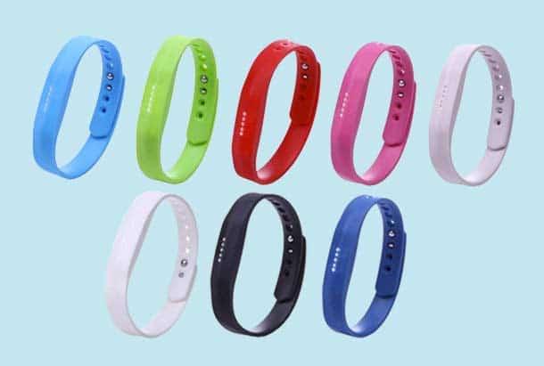 Fitbit Flex 2 sportbandjes in 8 kleuren