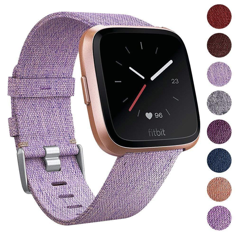 Fitbit Versa – Smartwatch – Special Edition Lavendel Bandje - Los verkrijgbaar