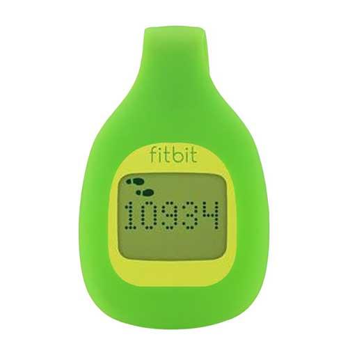 Fitbit Zip Stappenteller - Clip Case - Groen