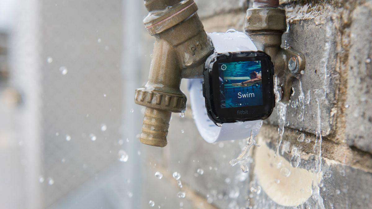 Welke Fitbit is Waterdicht? Fitbit Versa