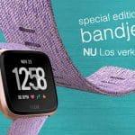 FitBit Versa Lavender Band: Special Edition Lavender Bandje Kopen?