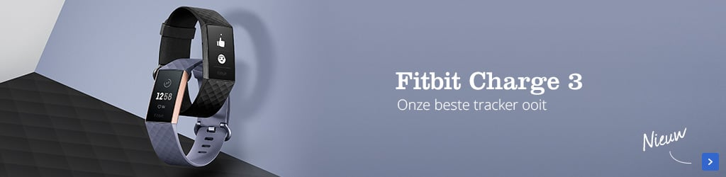 Fitbit Charge 3 - Onze Beste Activity Tracker ooit!
