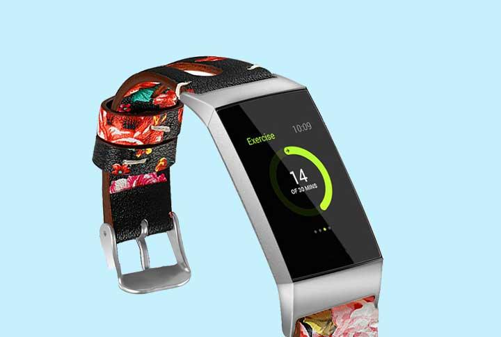 Fitbit Charge 3 Bandjes Nederland