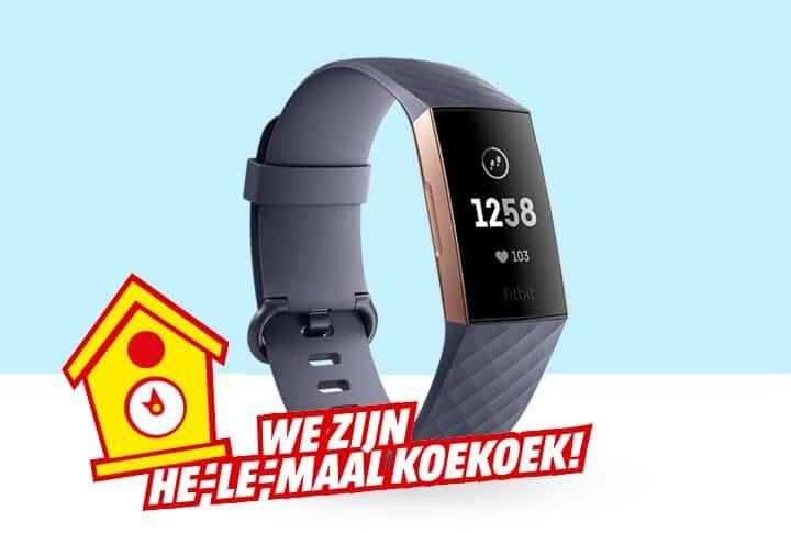 Goedkoopste Fitbit Charge 3 Activity tracker kopen