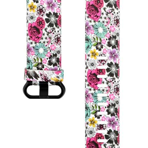 Fitbit Charge 3 - Sportbandje Wild Flowers