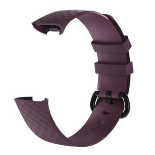 Fitbit Charge 3 bandjes - Classic bandje - Paars