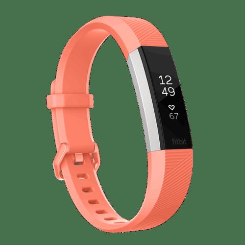 Fitbit Alta HR - Koraal - Kopen bij Mediamarkt S/L